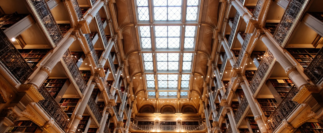 The George Peabody Library Main Image